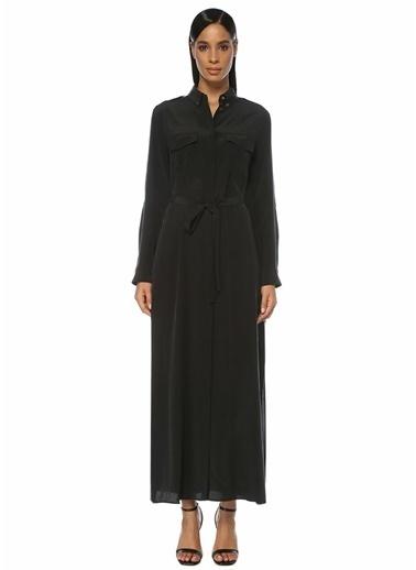 Equipment Elbise Siyah